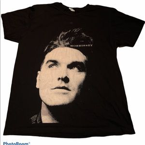 The SMITHS band MORRISSEY big face shirt